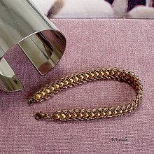 Náramky - Handmade náramok 588-0038 - 12090552_
