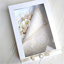 Papiernictvo - Svadobná pohľadnica - 12089023_