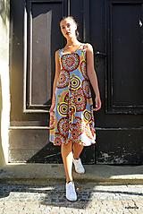 Šaty - Balónové letní šaty COCO - 12088354_