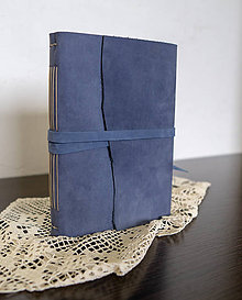 Papiernictvo - Odtieň modrej - A5 - 12090207_