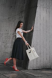 Nákupné tašky - meškám - 12088916_