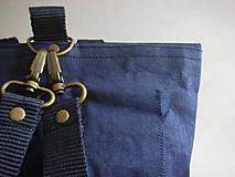 """Batohy - Smaller Urban Batoh """"Navy blue"""" - 12092472_"""