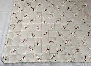 Textil - Dečka pre bábätko patchwork biobavlna - 12093310_