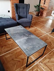 Nábytok - Konferenčný stolík - 12091560_