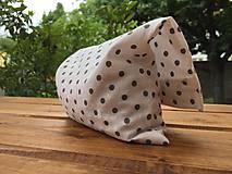 Úžitkový textil - hrejivý ,chladivý vankúšik 2 - 12091543_