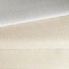 Textil - tenučké svetlohnedé pásiky, 100 % bavlna Francúzsko, šírka 140 cm - 12095079_