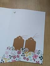 Papiernictvo - Dakovna pohľadnica - 12095520_