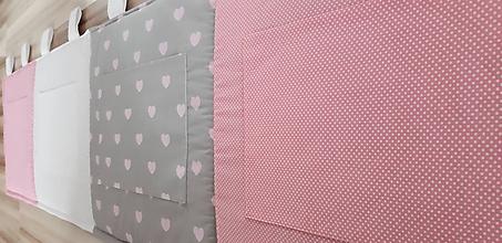 Úžitkový textil - Zástena za posteľ - 12100181_