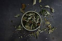 lahôdkový čaj jarný