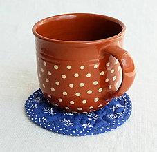 Úžitkový textil - Ručne prešívané FILKI keksíky - 12100558_