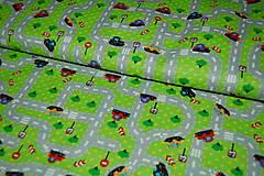 Textil - metráž cesty - 12099573_