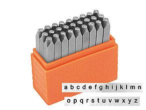 Pomôcky/Nástroje - sada písmeniek na razenie - 12103057_