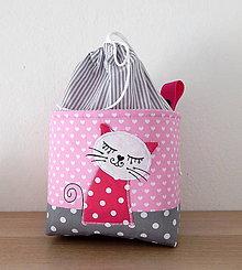 Detské tašky - Košík / taška na bicykel - BikeBag - 12103239_