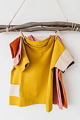 Detské oblečenie - Tričko LEO - 12104207_