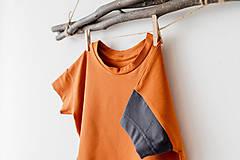 Detské oblečenie - Tričko HUGO - 12104280_