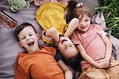 Detské oblečenie - Tričko HUGO - 12104282_