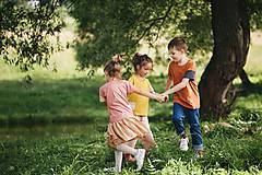 Detské oblečenie - Tričko HUGO - 12104283_