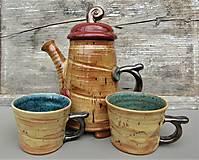 Čajová súprava pre dvoch