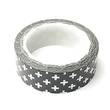 Papier - Washi dekoračná páska - krížiky - 12104760_