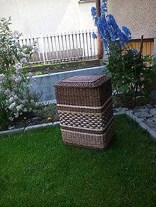 Košíky - Kôš dekoračný na objednávku - 12104051_