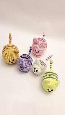 Hračky - Tučná Mačka / Mica - 12105229_