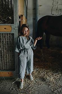 Detské oblečenie - KIARA nohavice - 12108036_