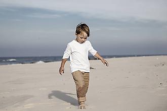 Detské oblečenie - MICHAL nohavice - 12108121_