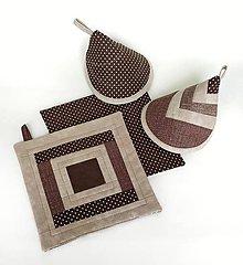 Úžitkový textil - Sada do kuchyne - 12107149_