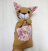 Maňuška mačka - Mici od Ružovej aleje