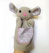 Maňuška myška - Myšička z Tichého pelieška