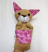 Maňuška mačka - Mačička od Ružového chodníčka