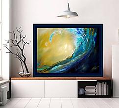 Obrazy - Ranný oceán-objednávka - 12108162_