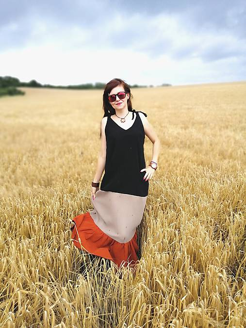 Šaty - Veronika  - 12106803_