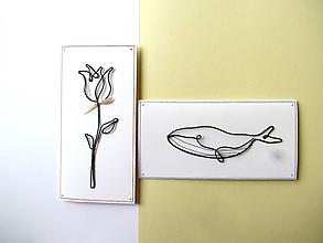 Papiernictvo - Pohľadnica ružička - 12107912_