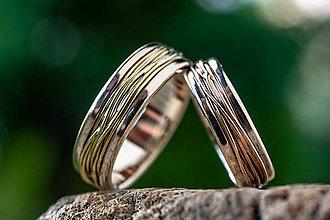 Prstene - Prepletené cesty osudu ... /každý v svojej farbe/ - 12110763_