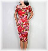 Šaty - Šaty vz.602 - 12108662_