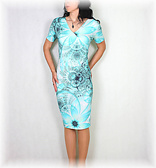 Šaty - Šaty vz.557 - 12108616_