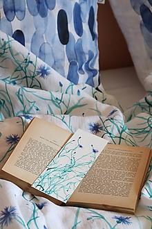 Úžitkový textil - Avarelové posteľné prádlo - 12109783_