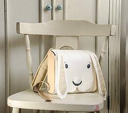 Batohy - Detský ruksak Zajko - 12110626_