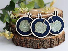 Sady šperkov - Set modrotlač TILIA - 12109321_
