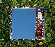 Zrkadlá - zrkadlo - mačacia paní - 12112150_