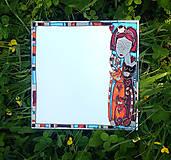 Zrkadlá - zrkadlo - mačacia paní - 12112151_