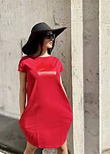 Šaty - FNDLK úpletové šaty 476 BKkL - 12112427_