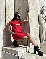 Šaty - FNDLK úpletové šaty 476 BKkL - 12112428_
