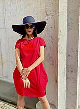Šaty - FNDLK úpletové šaty 476 BKkL - 12112430_
