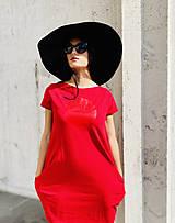 Šaty - FNDLK úpletové šaty 476 BKkL - 12112432_