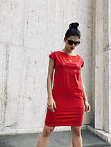 Šaty - FNDLK úpletové šaty 478 RKkL - 12112479_