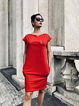 Šaty - FNDLK úpletové šaty 478 RKkL - 12112480_