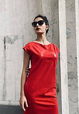 Šaty - FNDLK úpletové šaty 478 RKkL - 12112484_