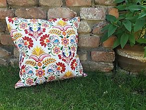 Úžitkový textil - Obliečka na vankúš - 12113546_